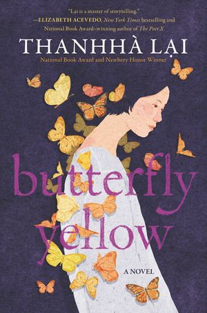 Butterfly Yellow book image