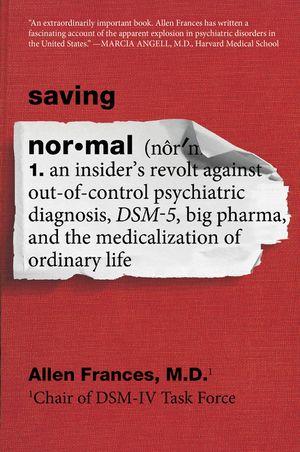 Saving Normal book image