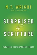 Surprised by Scripture eBook  by N. T. Wright
