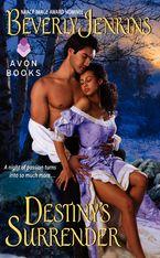 Destiny's Surrender Paperback  by Beverly Jenkins