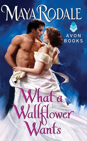 What a Wallflower Wants book image