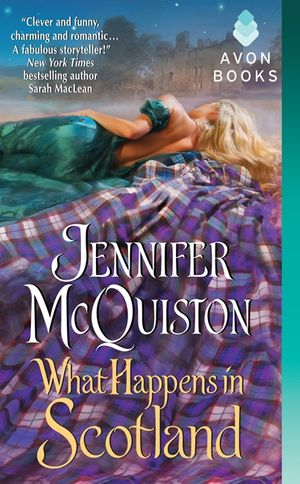 What Happens in Scotland book image