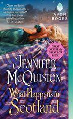 What Happens in Scotland - Jennifer McQuiston