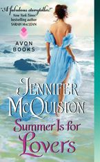Summer Is for Lovers Paperback  by Jennifer McQuiston