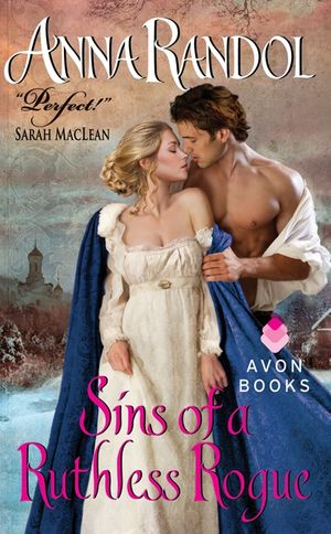 Sins of a Ruthless Rogue book image