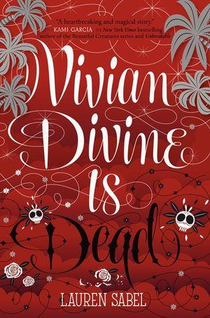 Vivian Divine Is Dead book image