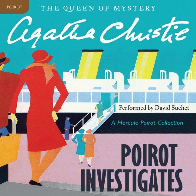 Poirot Investigates - Agatha Christie - Digital Audiobook
