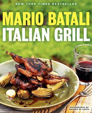 Italian Grill book image