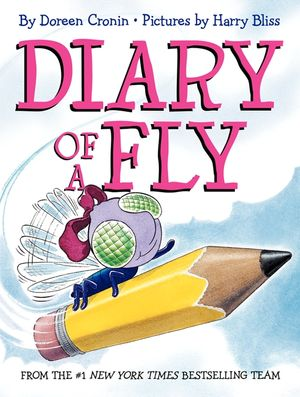 Diary of a Fly book image