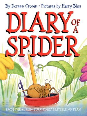 Diary of a Spider book image