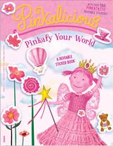 Pinkalicious: Pinkafy Your World: A Reusable Sticker Book