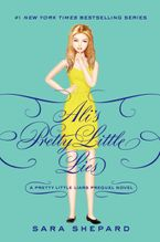 Pretty Little Liars: Ali's Pretty Little Lies Hardcover  by Sara Shepard