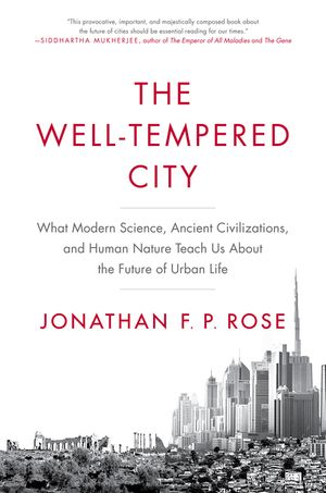 The Well-Tempered City book image