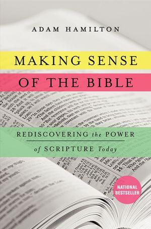 Making Sense of the Bible book image