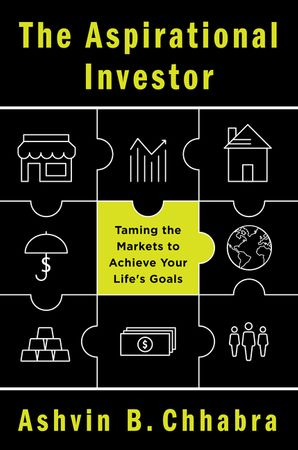 Book cover image: The Aspirational Investor: Taming the Markets to Achieve Your Life's Goals