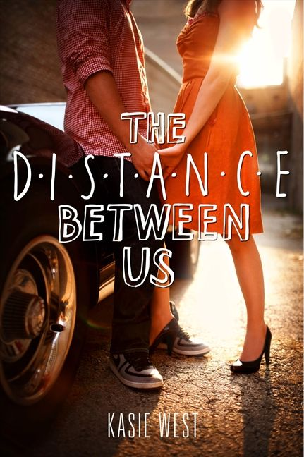 Image result for the distance between us book cover