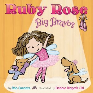 Ruby Rose, Big Bravos book image