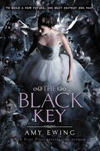The Black Key Hardcover  by Amy Ewing