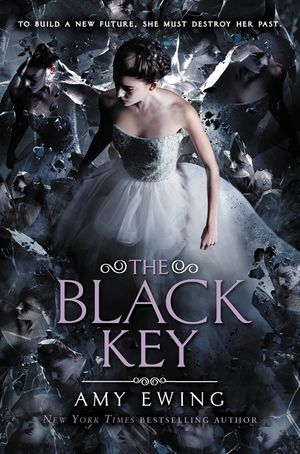 The Black Key book image