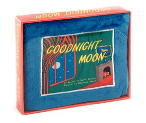 Goodnight Moon Cloth Book Box book image