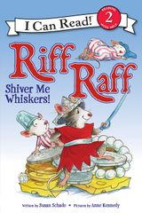 Riff Raff: Shiver Me Whiskers!