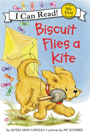 Biscuit Flies a Kite book image