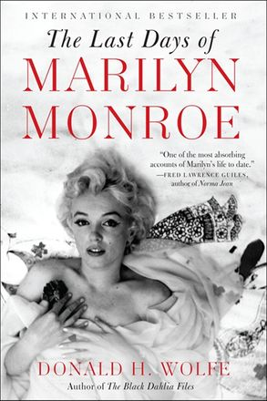 Cover Image The Last Days Of Marilyn Monroe