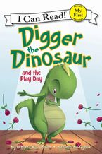 Digger the Dinosaur I Can Read 4-Book Collection
