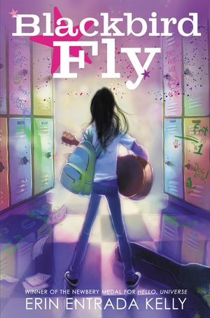 Blackbird Fly book image