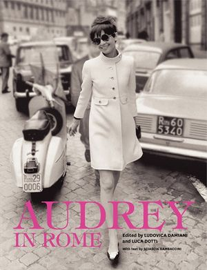 Audrey in Rome book image