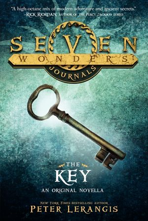 Seven Wonders Journals: The Key book image