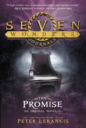 Seven Wonders Journals: The Promise book image