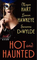 Hot and Haunted Paperback  by Megan Hart