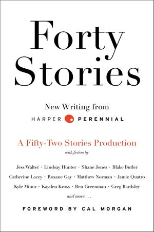 Forty Stories book image