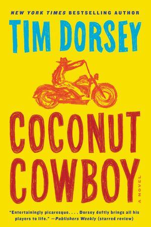 Coconut Cowboy book image