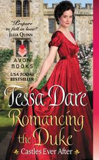 Romancing the Duke Paperback  by Tessa Dare