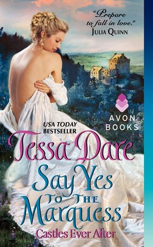 Say Yes to the Marquess book image