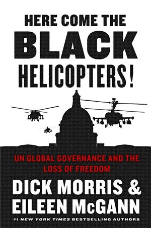 Here Come the Black Helicopters! book image