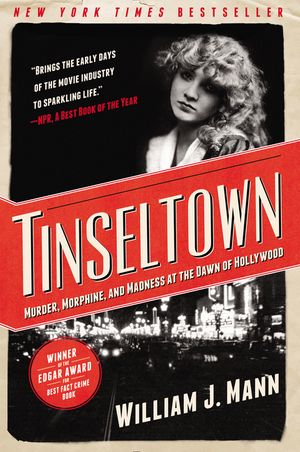 Tinseltown book image