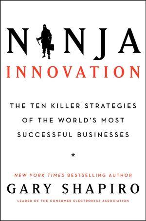 Ninja Innovation book image