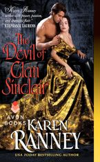 The Devil of Clan Sinclair Paperback  by Karen Ranney