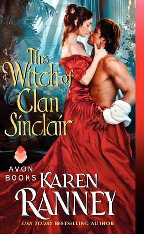The Witch of Clan Sinclair Paperback  by Karen Ranney