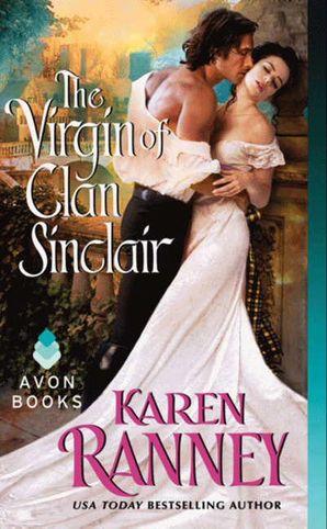 The Virgin of Clan Sinclair Paperback  by Karen Ranney
