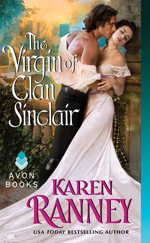 The Virgin of Clan Sinclair book image