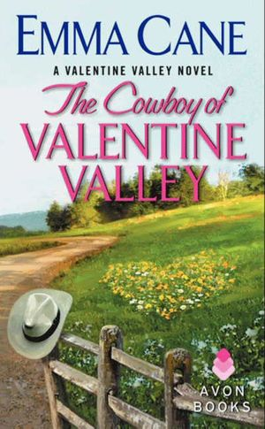 The Cowboy of Valentine Valley book image