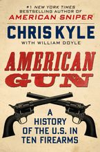 American Gun Hardcover  by Chris Kyle