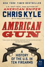 American Gun Paperback  by Chris Kyle