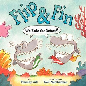 Flip & Fin: We Rule the School! book image
