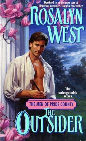 The Men of Pride County: The Outsider book image