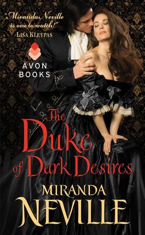The Duke of Dark Desires book image